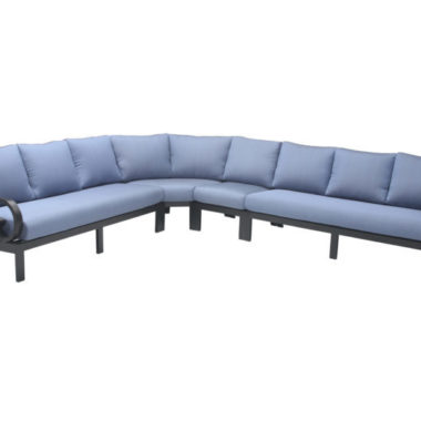 Athens 4pc Sectional