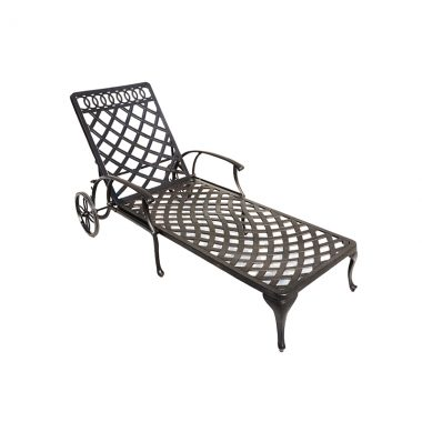 Chaise Lounge (cast bed)