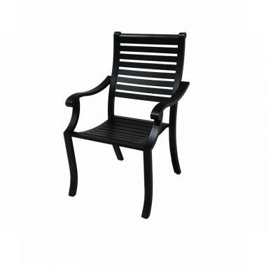 Cabana Dining Chair - Textured Black