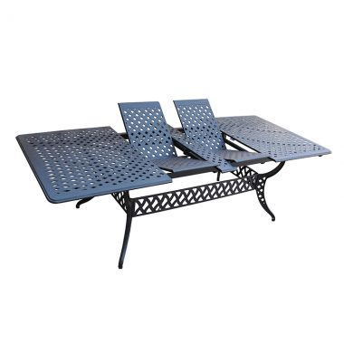 """Dual Extension Table:  70"""" to 102"""" x 44"""""""