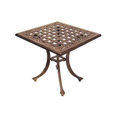 """20"""" Square End Table"""