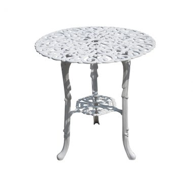 Cast Garden Bistro Table