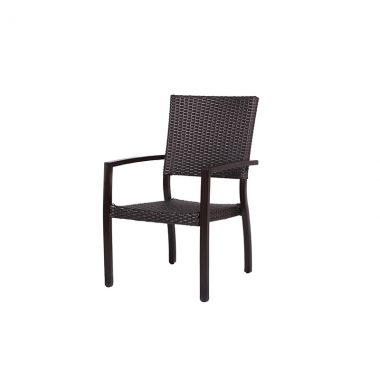 Dining Chair (full wicker version) (frame only)