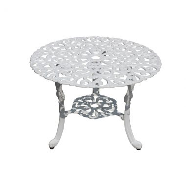 """Cast 24"""" Round Coffee Table"""