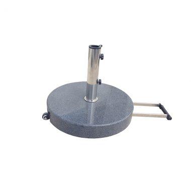 88 lbs (40 kgs) Granite Base