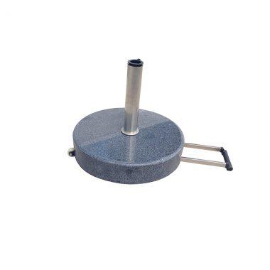 110 lbs (50 kgs) Granite Base