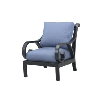 Athens Club Chair with cushion (wecompress.com)