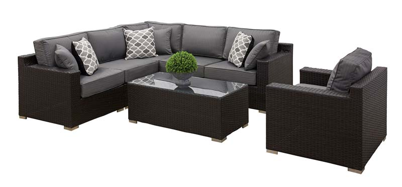 Protege Casual Outdoor Patio Furniture, California Patio Furniture